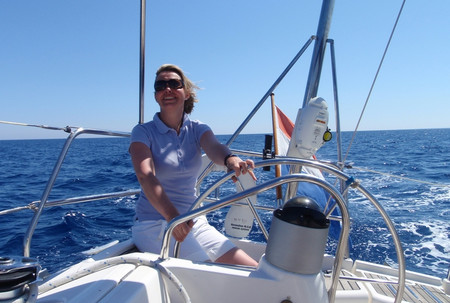 Frauen Skippertraining Mallorca
